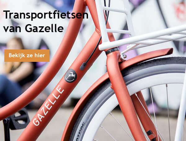 Gazelle transportfietsen