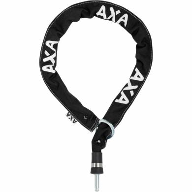 Axa insteekketting 140cm Zwart