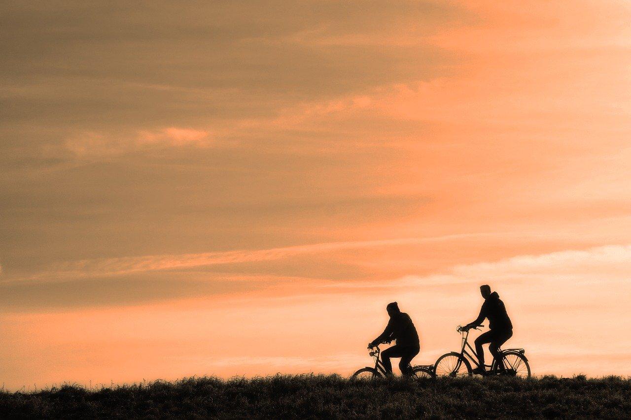 Sportief op de (elektrische) hybride fiets