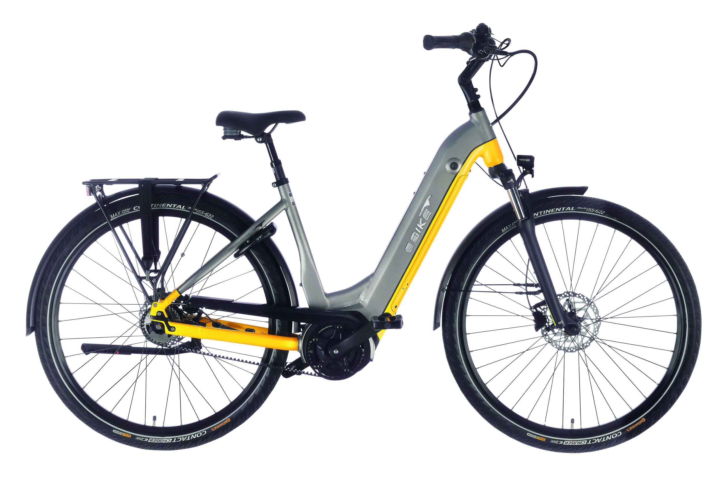 Ebike Das Original fietsen