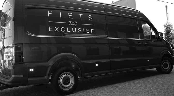 Fiets-Exclusief bezorgdienst